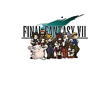 Final Fantasy Vll Photographic Print