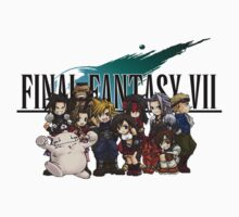 Final Fantasy Vll by fabuluss92