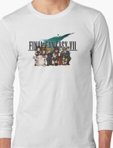 Final Fantasy Vll Long Sleeve T-Shirt