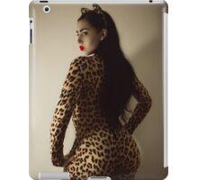 The Cat's Meow iPad Case/Skin