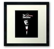 The Gone Father Framed Print