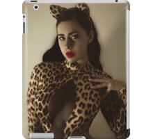 The Cat's Meow VI iPad Case/Skin