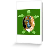 The Seven Greeting Card