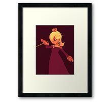 Princess Rosalina Framed Print