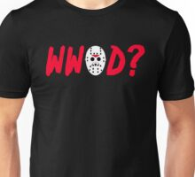 What Would Jason Do? Friday The 13th Unisex T-Shirt