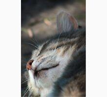 Close-up of tabby cat sleeping Unisex T-Shirt