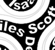 Triskellion - Names Sticker