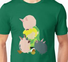 Toon Link Vector Art Unisex T-Shirt