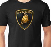 Lamborghini logo Unisex T-Shirt