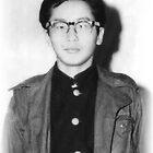 Japanese Hero - Otoya Yamaguchi by VinylMigraine