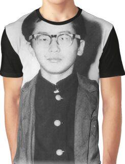 Japanese Hero - Otoya Yamaguchi Graphic T-Shirt