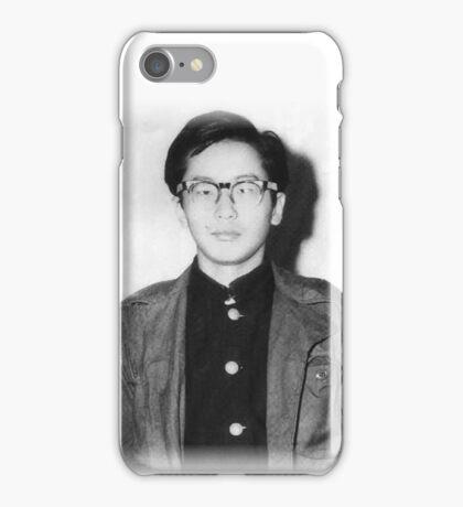 Japanese Hero - Otoya Yamaguchi iPhone Case/Skin