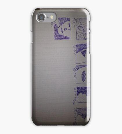 T.G. Storyboard iPhone Case/Skin