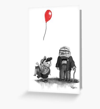 Up! Greeting Card