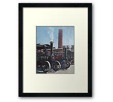 Southampton Bursledon brickworks open day Framed Print