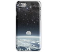 Space bound iPhone Case/Skin