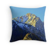 """Sierra Sunrise"" Throw Pillow"