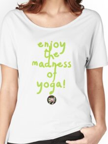Mad Yogi # 6 Women's Relaxed Fit T-Shirt
