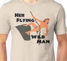 Disney's Tarzan - Her Flying WIld Man Couples Shirt for Him Unisex T-Shirt