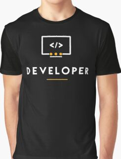 Developer Graphic T-Shirt