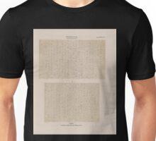 0645 Ptolemaeer Ptol XI Alexander I Edfu Idfû Aeussere Ostseite der Ringmauer Unisex T-Shirt