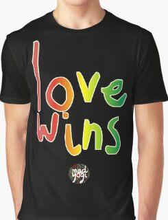 Mad Yogi # 5 Graphic T-Shirt
