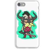 Brawlhalla - Champion of the Brawl Bodvar iPhone Case/Skin