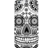 dia de los muertes iPhone Case/Skin