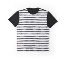 Grungy stripes Graphic T-Shirt