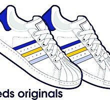 LEEDS UNITED CASUALS ORIGINALS by RighteousBear