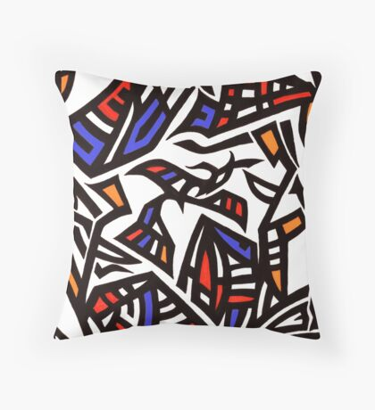 Swoop Throw Pillow