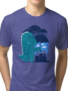 This is my city Tri-blend T-Shirt