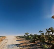 Australian Outback by Phoran