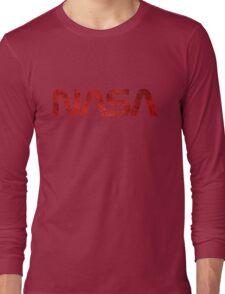 NASA Vintage Emblem 1975-1992 Long Sleeve T-Shirt