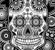 dia de los muertes by Ancello