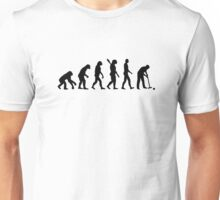 Evolution croquet Unisex T-Shirt