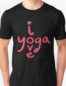 Mad Yogi # 3 Unisex T-Shirt