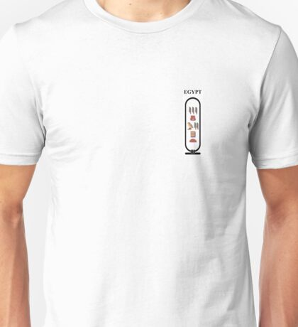 Egypt Unisex T-Shirt