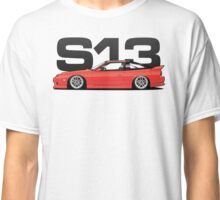 180sx Tuner - Flame Red Edition Classic T-Shirt