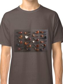 Collection of pipes Classic T-Shirt