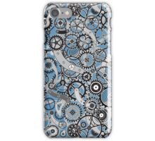 Mechanism - color variation iPhone Case/Skin