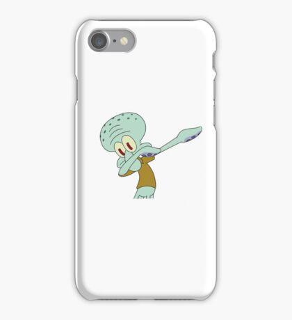Squidward Dab iPhone Case/Skin
