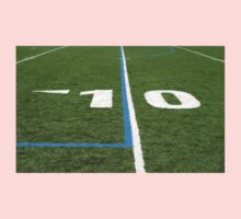 Football Field Ten Kids Clothes