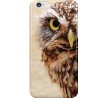 Oh really iPhone Case/Skin
