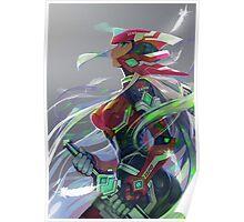 Lady Zero Poster