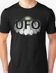 UFO   1970s TV series with the best flying saucer ever T-Shirt