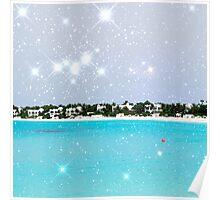 Anguilla  (Square) Poster