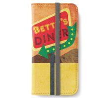 American desert sunset iPhone Wallet/Case/Skin
