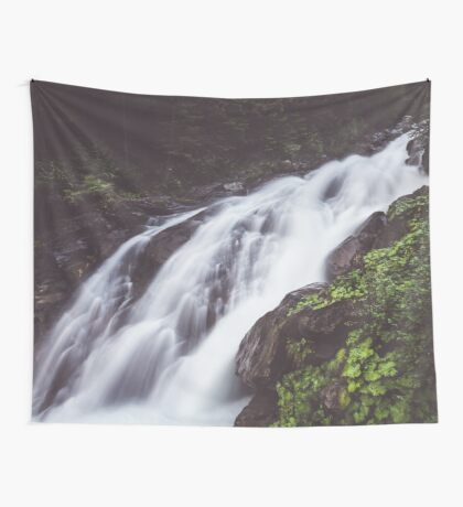 Raging waters Wall Tapestry