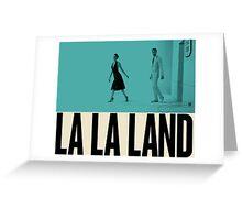 La La Land Greeting Card
